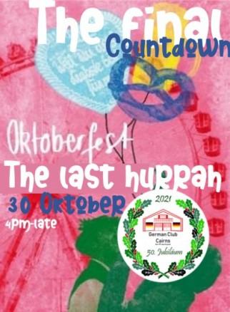 Oktoberfest 4: The final countdown!