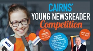 Young Newsreader Competition - Mt Sheridan Plaza - HEATS