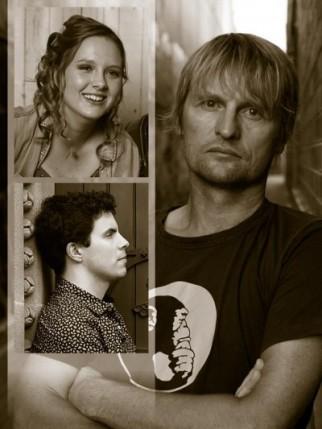 FLAME.MUSIC WITH EDDIE SKIBA, ELLA HARTWIG AND ROBERT CINI