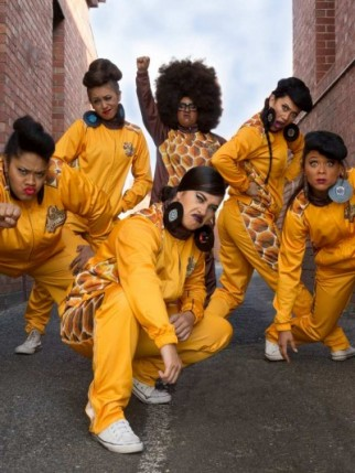 HOT BROWN HONEY CREATIVE DEVELOPMENT PUBLIC SHOWING