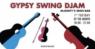 Monthly Gypsy Swing Jam