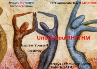Uneek SoulRHYTHM: Express Yourself