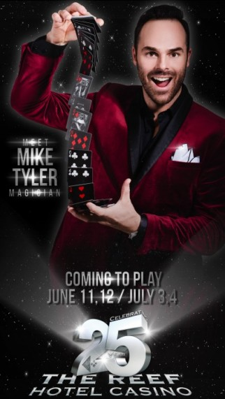 COME & MEET MIKE!