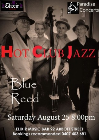 Hot Club Jazz | Entertainment Cairns