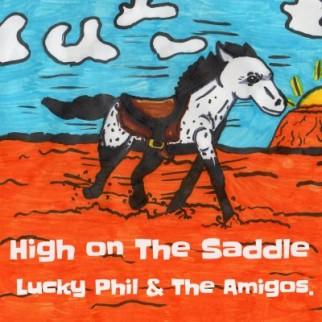 Lucky Phil ,Peter Ella & Giles Smith.