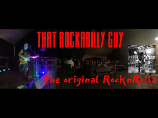 That Rockabilly Guy @ Brothers Leagues Club Innisfail