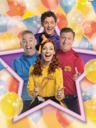 THE WIGGLES-WIGGLE FUN TOUR!