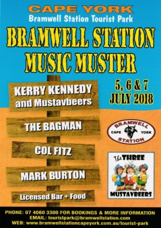 music muster - Flyer Muster