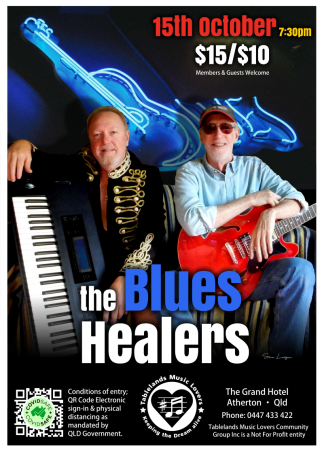 The Blues Healers