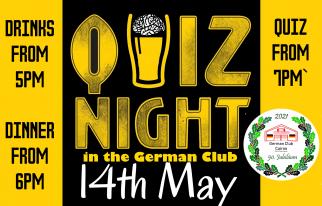 Quiz Night: Shine and Enjoy