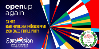 Eurovision Fanatix viewing and party