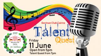 German Club Cairns Talent Quest