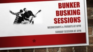 Bunker Busking Sessions - Friday Night Fun