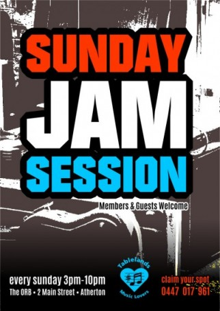 Sunday Jam @ The ORB