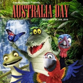 Australia Day Family Fun Day