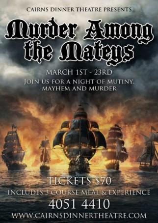 Murder Among The Mateys
