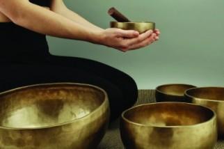 Sound Healing Playshop with Tibetan Singing Bowls
