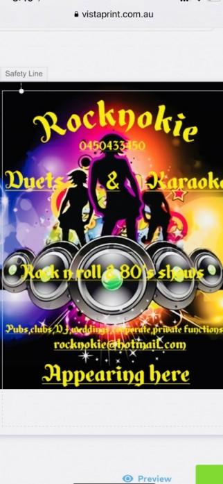 Karaoke at the Hambo
