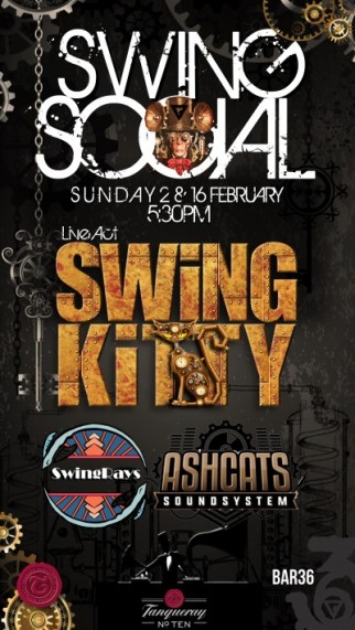 SWING SOCIAL LIVE@THECASINO