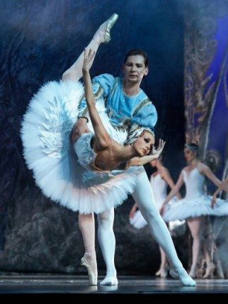 IMPERIAL RUSSIAN BALLET COMPANY: SWAN LAKE