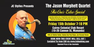 The Jason Morphett Quartet/This One's Extra Special