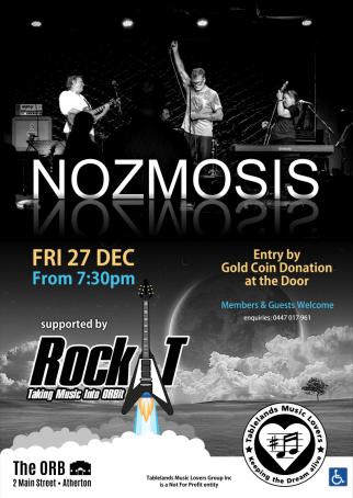 Nozmosis plus Rockit