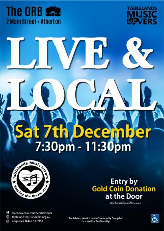 Live & Local