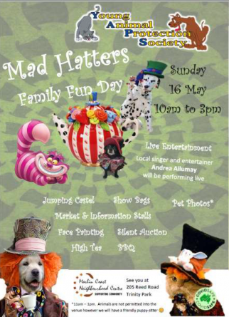 Mad Hatter's Family Fun Day
