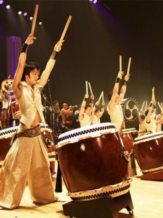 FANTA STICK TAIKO BEAT: FUSION OF JAPAN - WORLD MUSIC SERIES