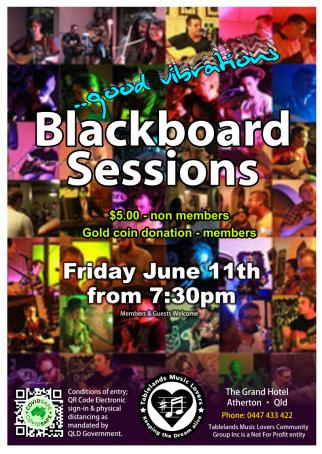 Blackboard Sessions