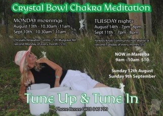 Crystal Singing Bowl Guided Meditation