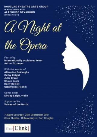 A Night at the Opera 2021