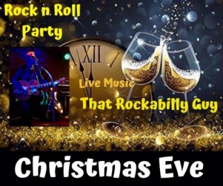 New yrs eve with That Rockabilly Guy @ Edge Hill Bowls Club