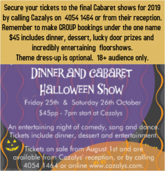 Cairns Cabaret