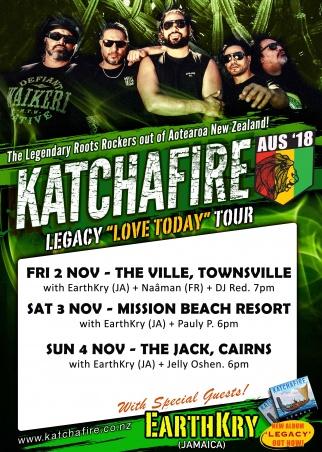 Katchafire  (New Zealand)