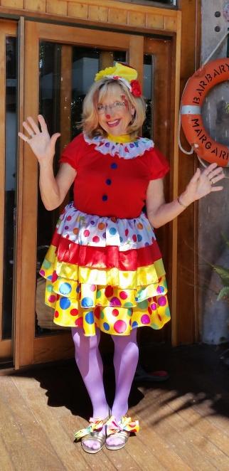 Nikki The Clown