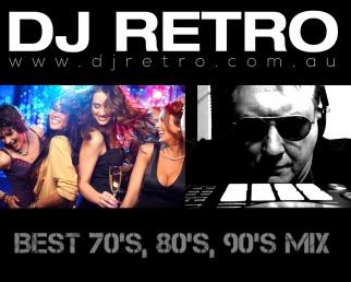 DJ RETRO CAIRNS