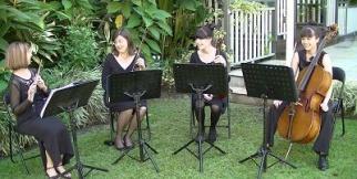 Orchid Quartet