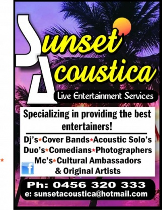 Sunset  Acoustica