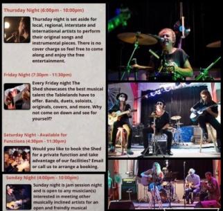 Tablelands Music Lovers Promoter
