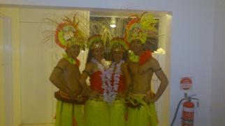 Vaiana Entertainers