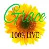 100% LIVE - GRACE