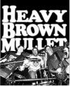 Heavy Brown Mullet