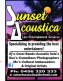Sunset Acoustica Live Entertainment Services