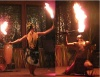 COCONUT KISS Fire Show